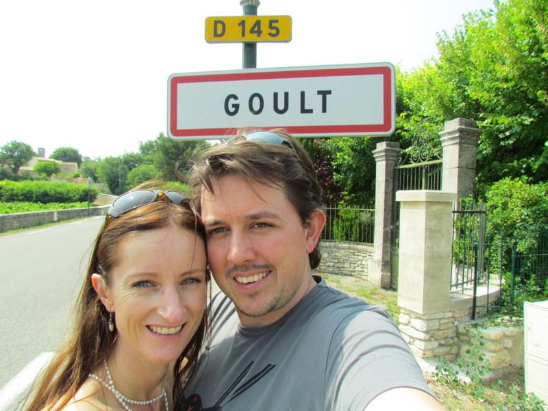 Goult, France